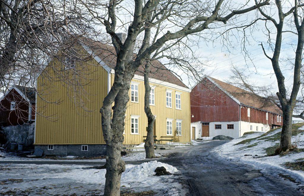 Dalen gård. Foto: Ola Hektoen Øverås Riksantikvaren