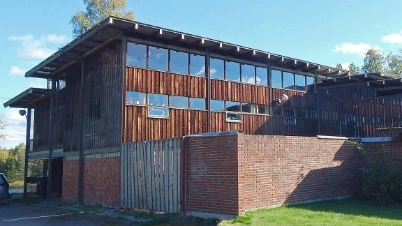 Bilde av Danserestauranten på Glomdalsmuseet. Foto: Jan-Tore Egge (CC BY-SA), via Wikimedia Commons