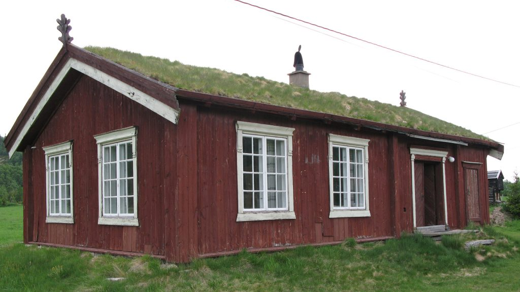 Holøyen skole Tolga. Foto: Bård Langvandslien Riksantikvaren