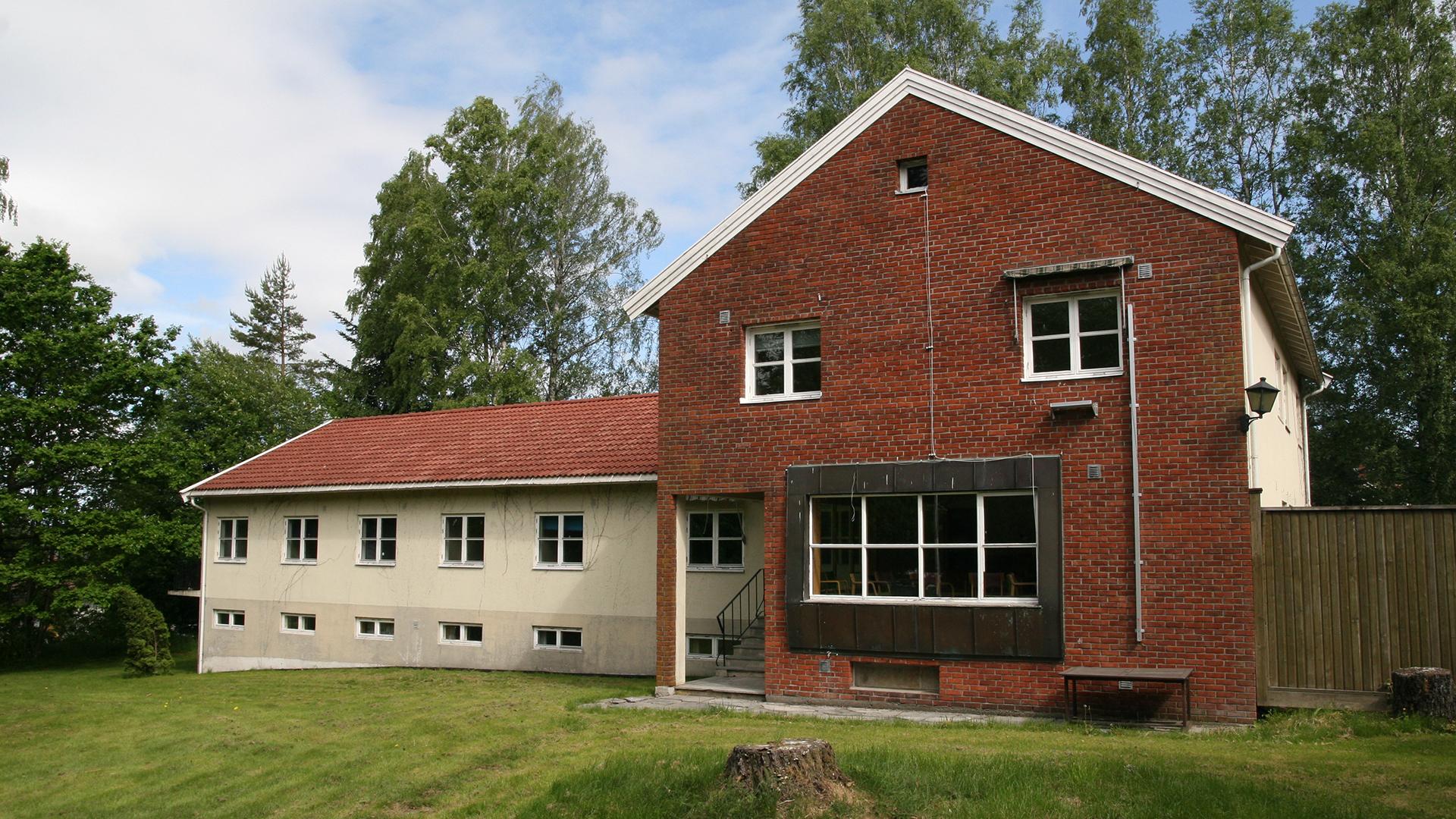 Barnehjemmet Iras hus et et av de fredete barnehjemmene. Opprinnelig het det Bjerkly barnehjem tegnet av tekniker Thorolf Ottersen og sto ferdig i 1959. Foto: Bård Langvandslien Riksantikvaren