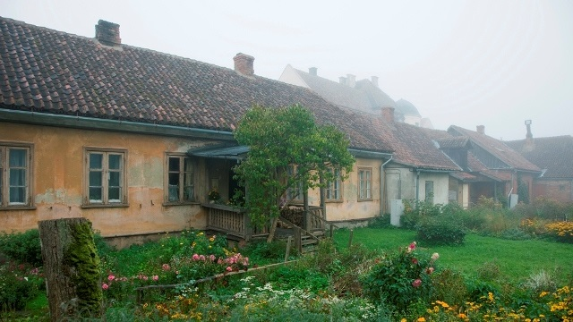 Kuldiga District Museum is one of two EEA Grants projects who was presented with the Europa Nostra Award for their heritage protection. Photo: Directorate for Cultural Heritage.