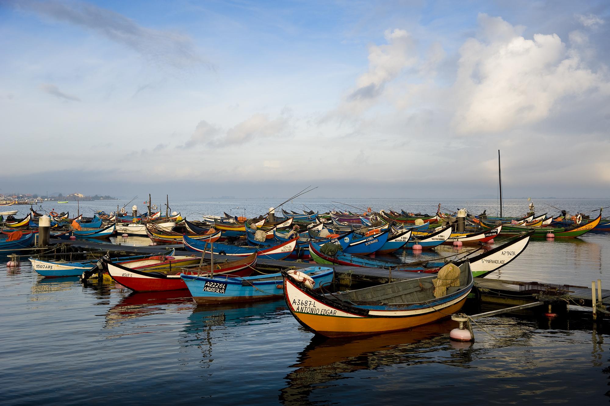 EØS-midlene støtter prosjekter som skal bevare Portugals rike kystkultur. Foto: Den norske ambassaden i Lisboa