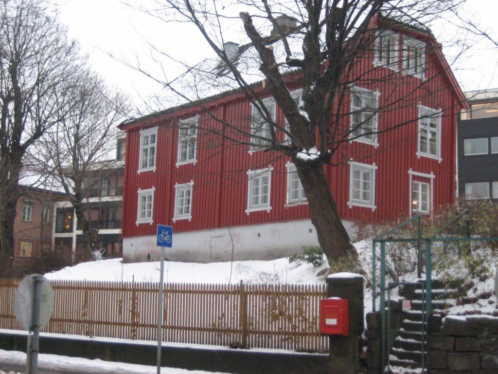 Løkkeberg. Foto: Bård Langvandslien Riksantikvaren