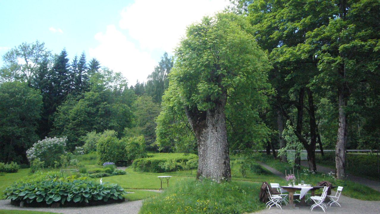 Markerud gård i Akershus er fredet. Foto: Mette Eggen / Riksantikvaren
