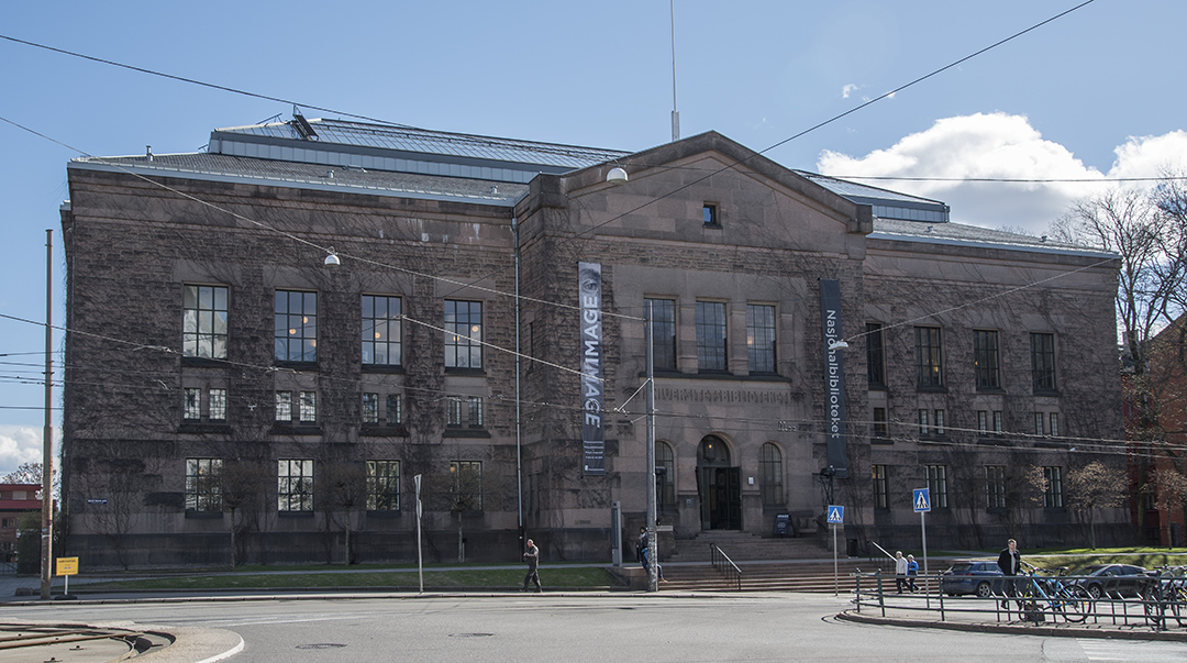 Nasjonalbibioteket i Oslo