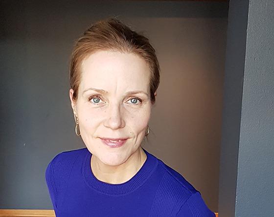 Portrettfoto av riksantikvar Hanna Geiran