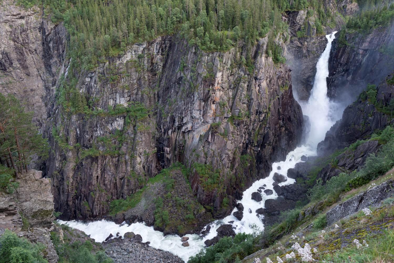 Som verdensarv kan regionen Rjukan-Notodden fortelle om industrieventyret der vannet blir gjort om til elektrisk kraft og skaper grunnlag for industri og arbeidsplasser til folket. Foto: ©Per Berntsen