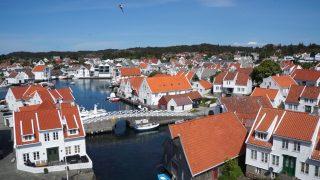 Skudeneshavn. Foto: Runar Lunde Karmøy kommune