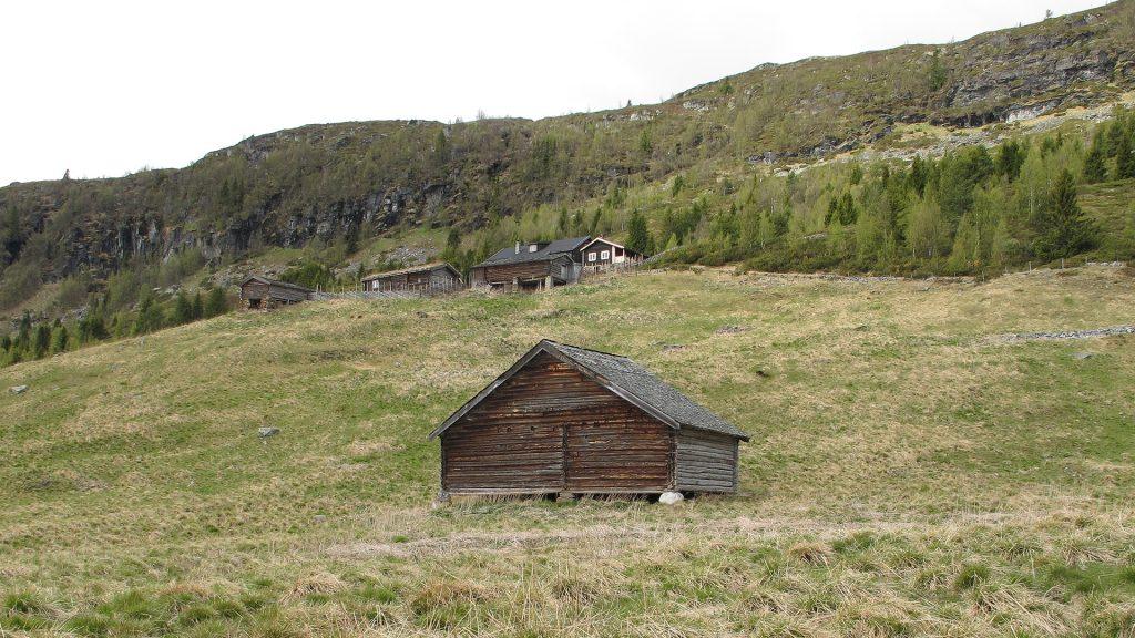 Solbråsetra i Sør-Fron kommune i Gudbrandsdalen. Foto: Monica Anette Rusten Riksantikvaren