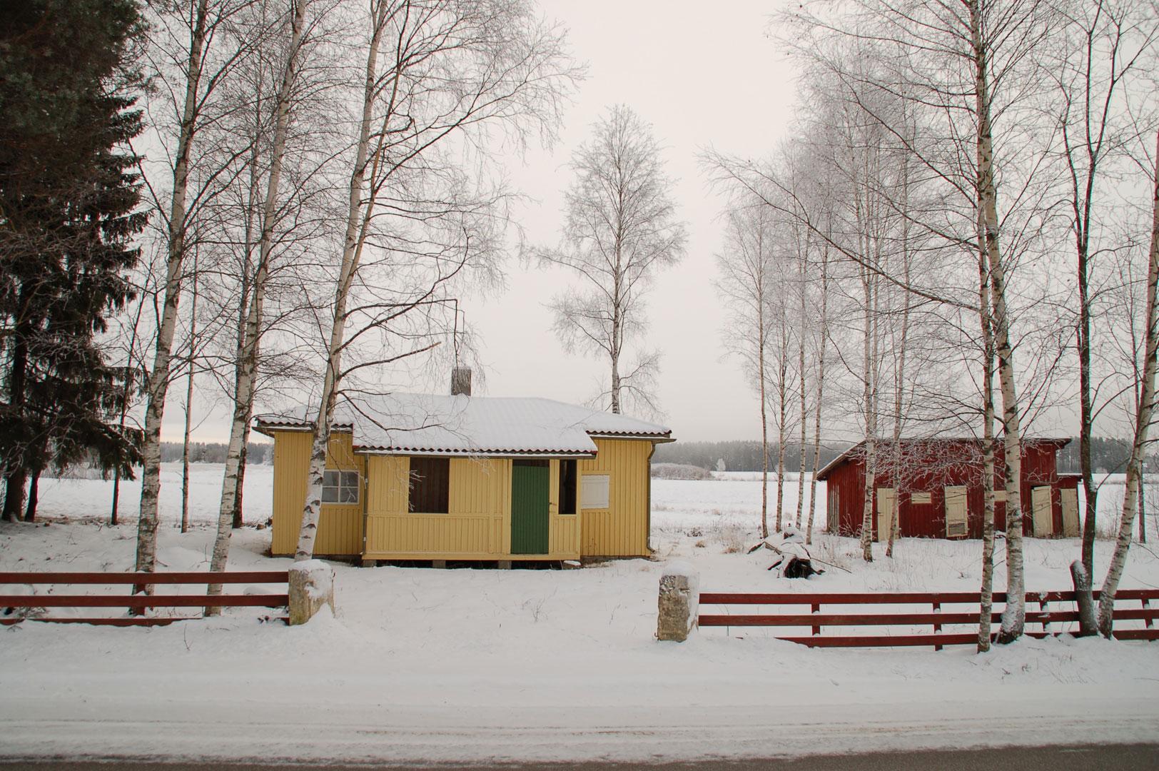 Tater-Millas hus i Våler kommune er ett av svært få faste kulturminner knyttet til folkegruppen romanifolket/tatere. Foto: Hedmark fylkeskommune