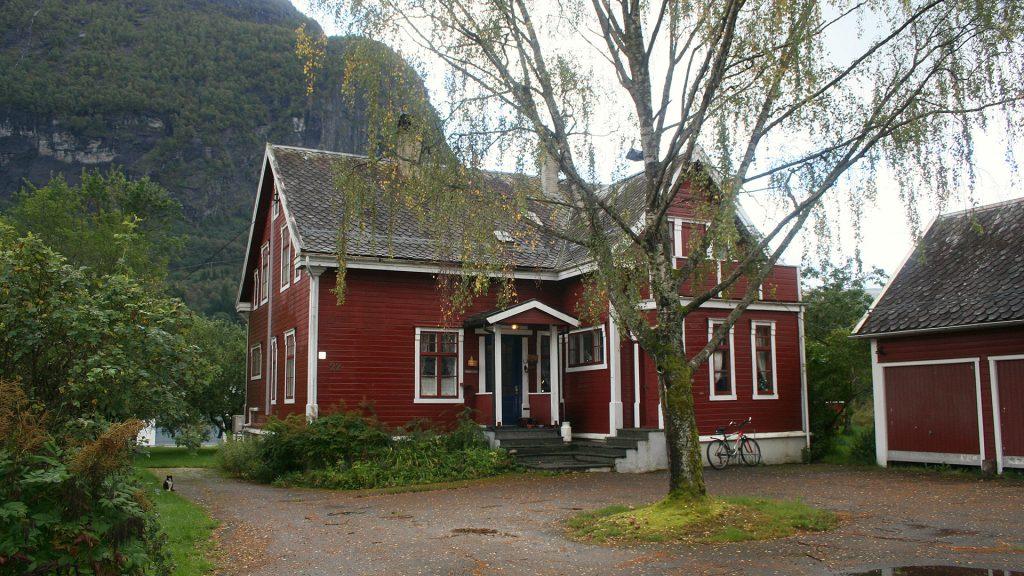 Tingvoll lensmannsgård Stryn. Foto: Geir Olav Gram Riksantikvaren