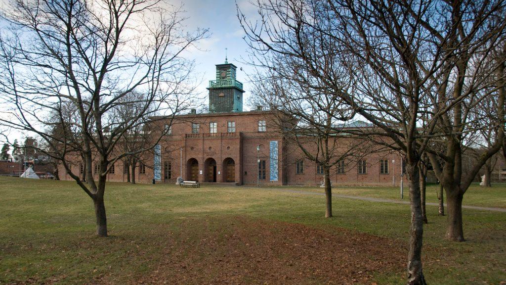 Vigeland-museet. Foto: Birger Lindstad, Riksantikvaren