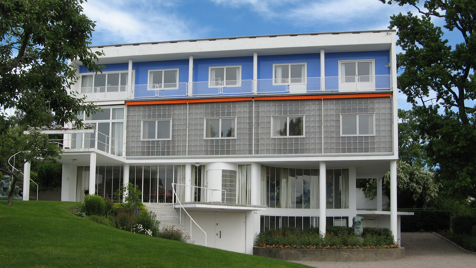 Villa Stenersen Oslo. Foto: Mette Eggen Riksantikvaren