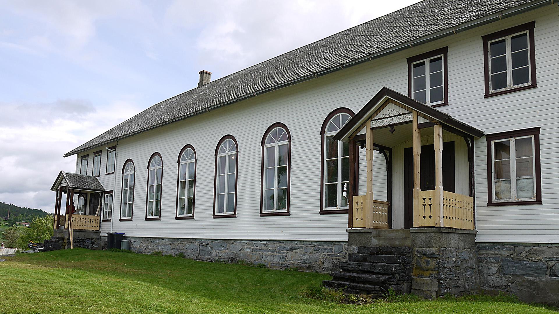 Vonheim Snåsa. Foto: Karen Thommesen Riksantikvaren