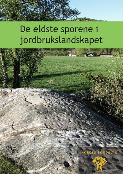 Bilde av forsiden av dokumentet De Eldste Sporene I Jordbrukslandskapet