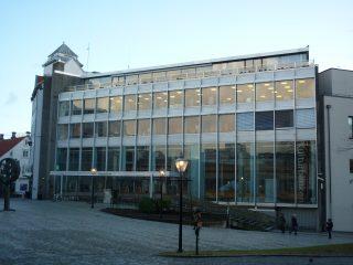 Bilde av Norges Bank, Stavanger. Foto: Siri Schrøder Vesterkjær, Riksantikvaren