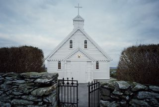 Bilde av Kvitsøy Kirke. Foto: Jiri Havran, Riksantikvare