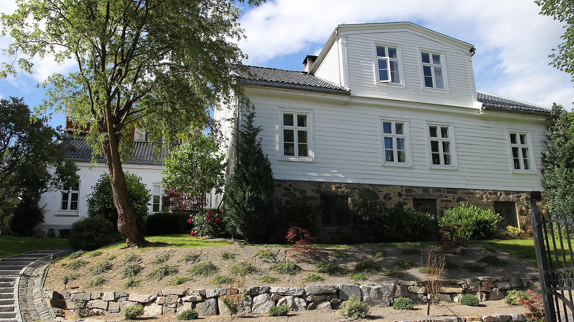 Bilde av lille Hjortnes. Foto: Ingrid Melgård, Riksantikvaren