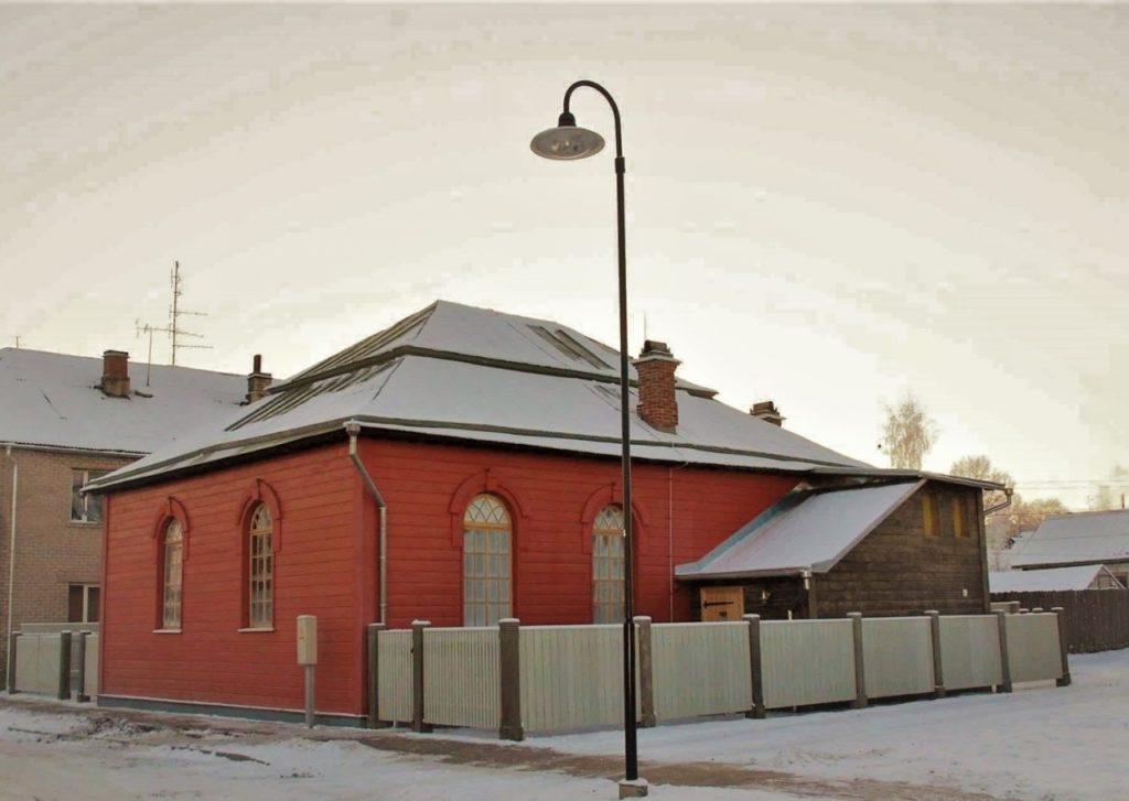 Latvias eldste synagoge ble restaurert av Ludza kommune og Museumssenteret i Hordaland, med støtte fra EØS-midlene