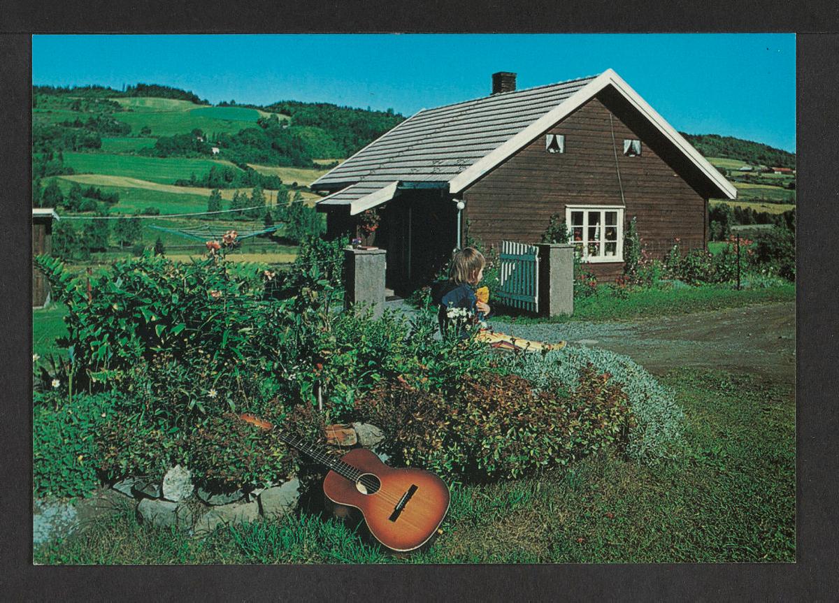 Bilde av Prøysenstua. Foto fra Riksantikvaren