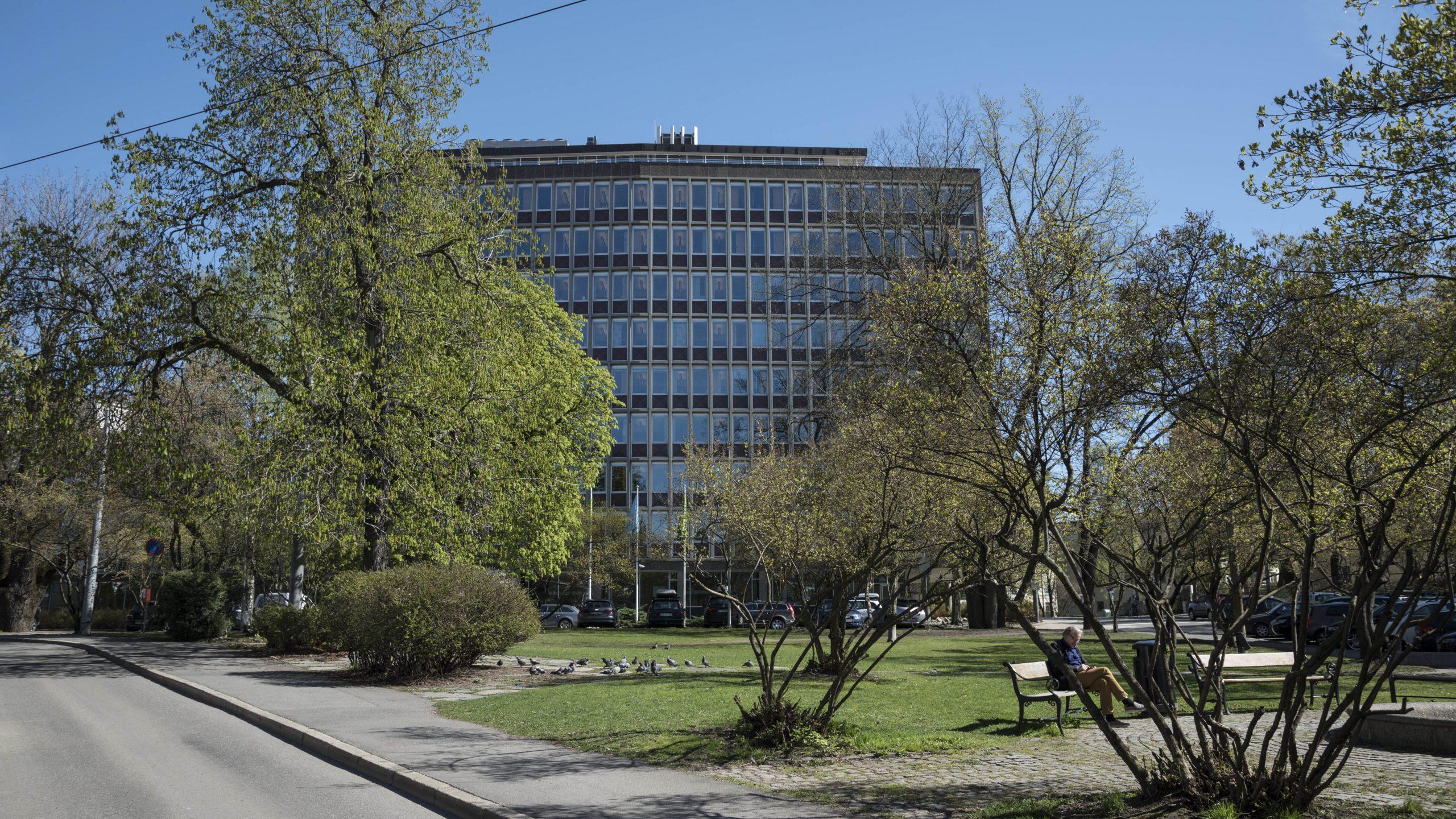 Bilde av Rikstrygdeverket. Foto: Lene Buskoven, Riksantikvaren