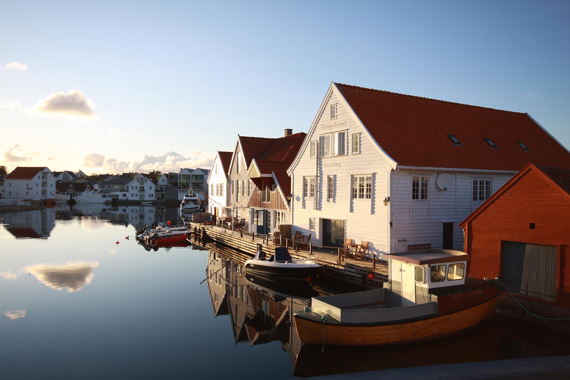 Bildet viser Nornes i Skudeneshavn. foto er tatt av Ørjan B. Iversen