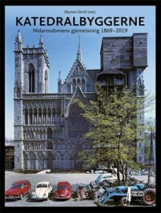 Bilde av boka Katedralbyggerne