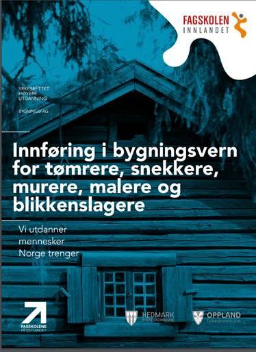 Bilde av brosjyre fra Fagskolen Innlandet.