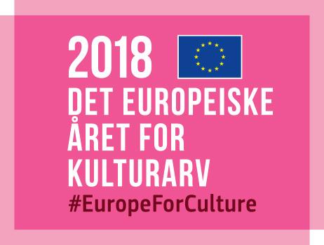 logo: 2018 -det europeiske året for kulturarv