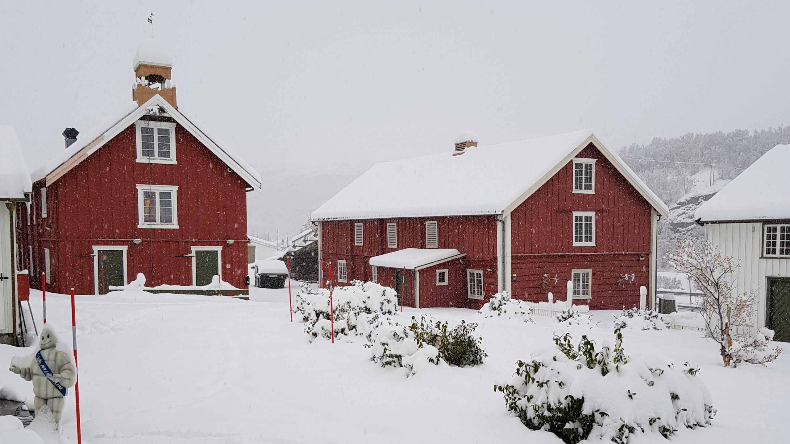 Bilde av Kongsvold Fjeldstue på Dovrefjell. Foto: Anne-Judith Munthe-Kaas, Riksantikvaren