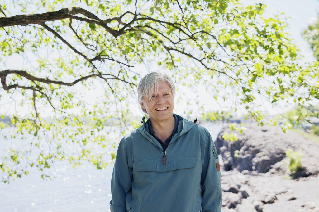 Bilde av Ola Elvestuen. Foto: Mona Lindseth, Venstre