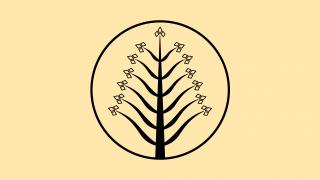 Illustrasjon av Riksantikvaren sin podkast logo