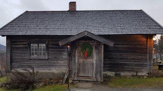 Bilde av Prøysenstua. Foto: Siri Wolland, Riksantikvaren