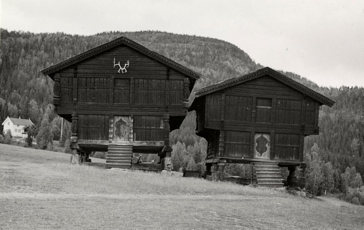 Ringnes Loft i år 1935. Foto : Halvor Vreim