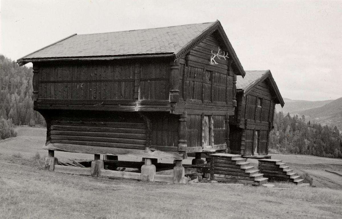 Ringnes Loft i år 1935, Foto: Halvor Vreim