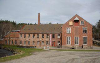 Sjølingstad Uldvarefabrik ble etablert i 1893. og ligger i Lindesnes kommune. Foto: Ulf I. Gustafsson, Riksantikvaren