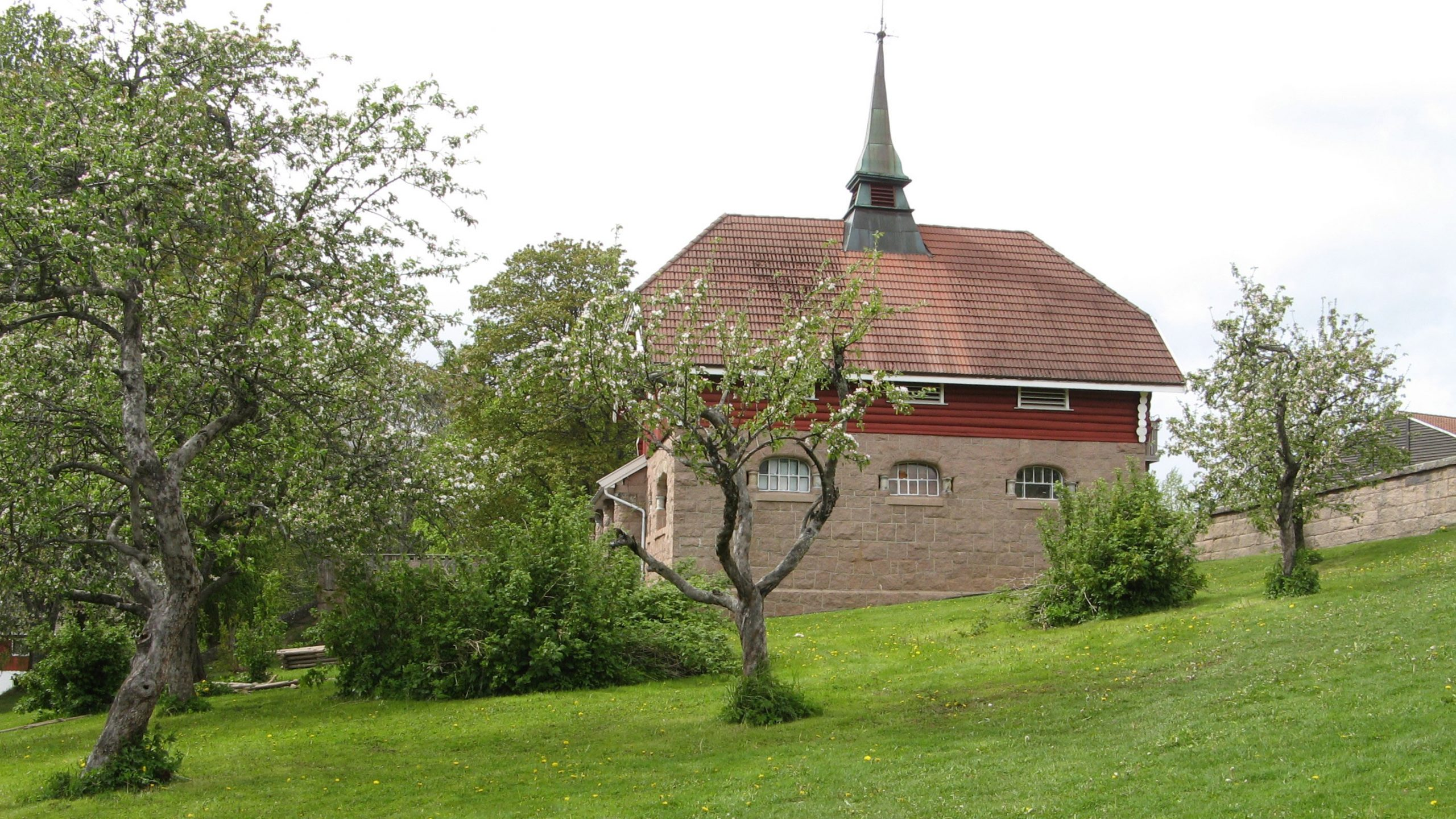 Bilde av Solheim Stallen. Foto: Mette Eggen, Riksantikvaren