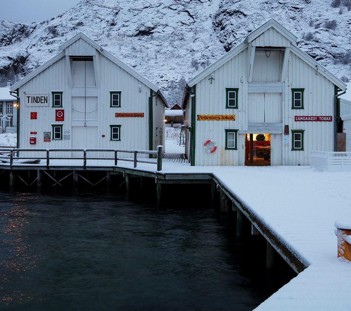 Fiskebrygga November 2019. Foto: Trond A. Isaksen
