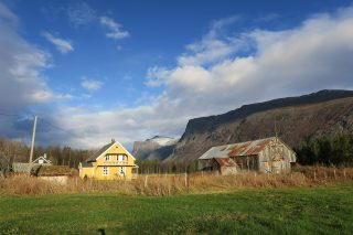 Bildet viser Tørfoss kvengård, Kuivakoski. Foto av Ståle Arfeldt Bergås, Riksantikvaren