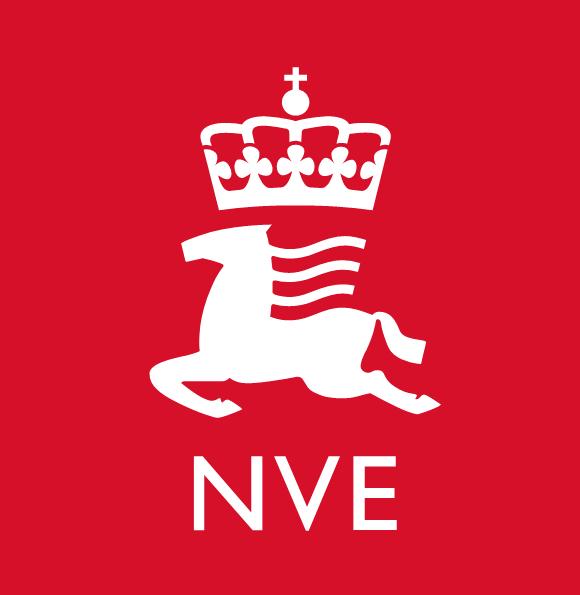Illustrasjon av logoen til Norges vassdrags- og energidirektorat