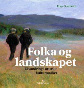 Bilde av boka Folka og landskapet