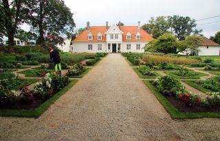Historisk hage Stend hovedgård
