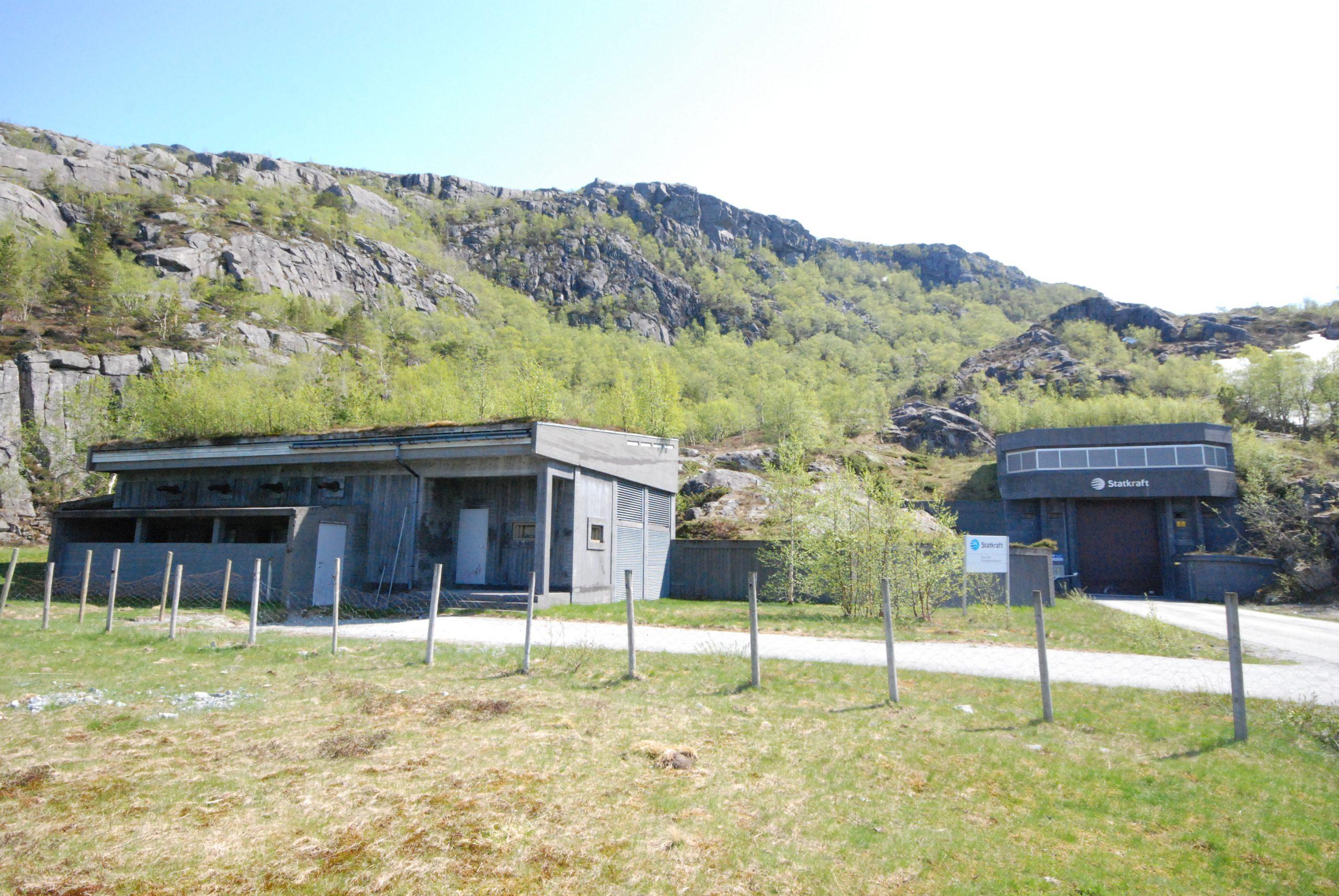 Saurdal kraftverk portal