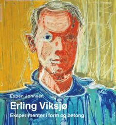 Bilde av boka Erling Viksjø