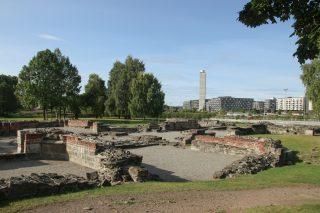 Ruinene av Mariakirken i Oslo