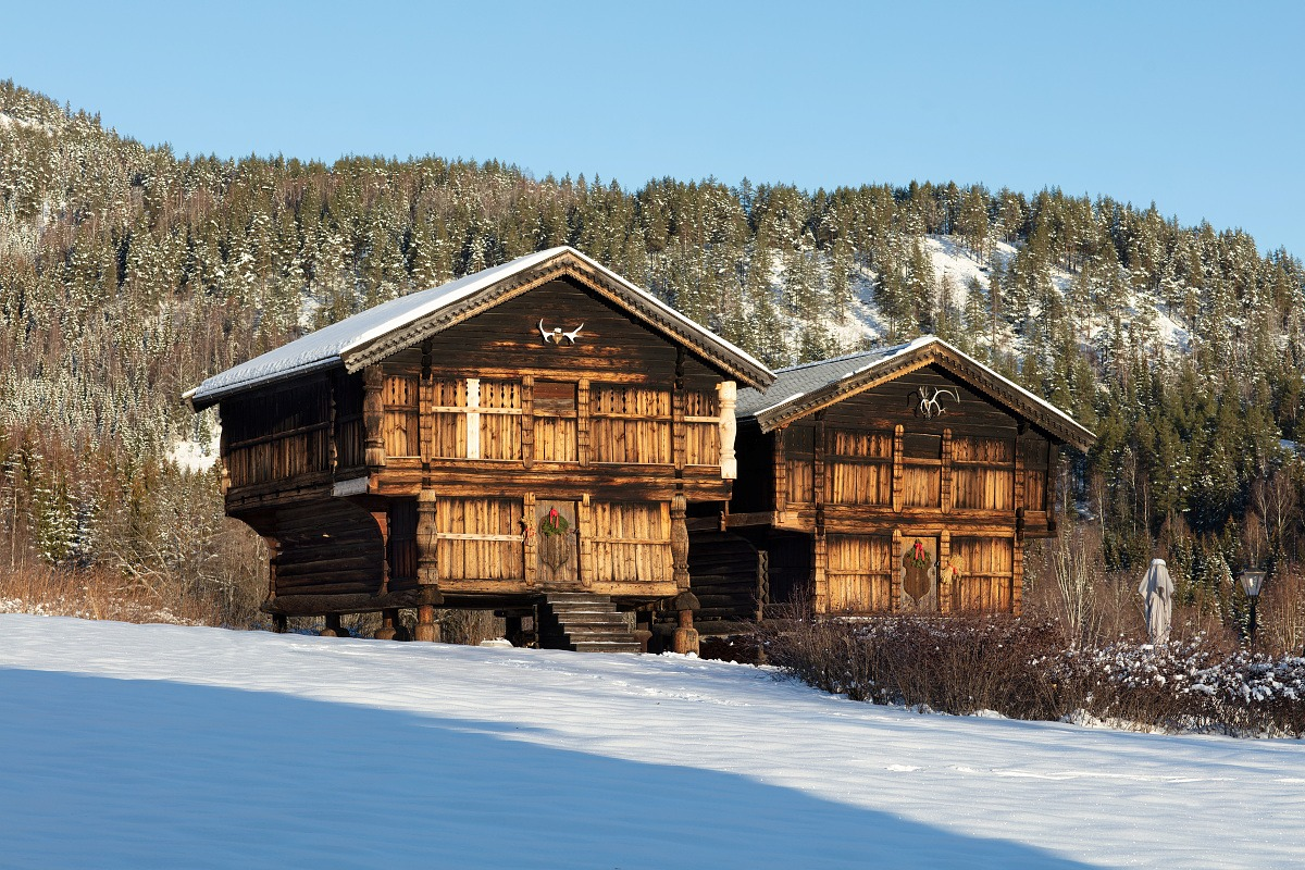 Ringnes gård i Krødsherad
