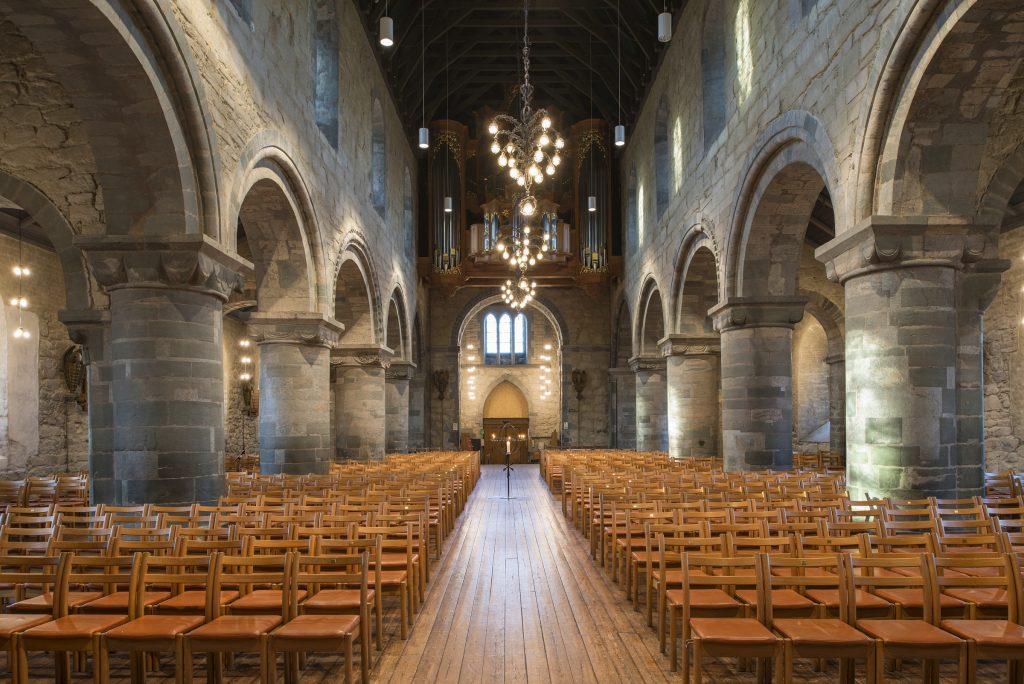 Interiør Stavanger domkirke