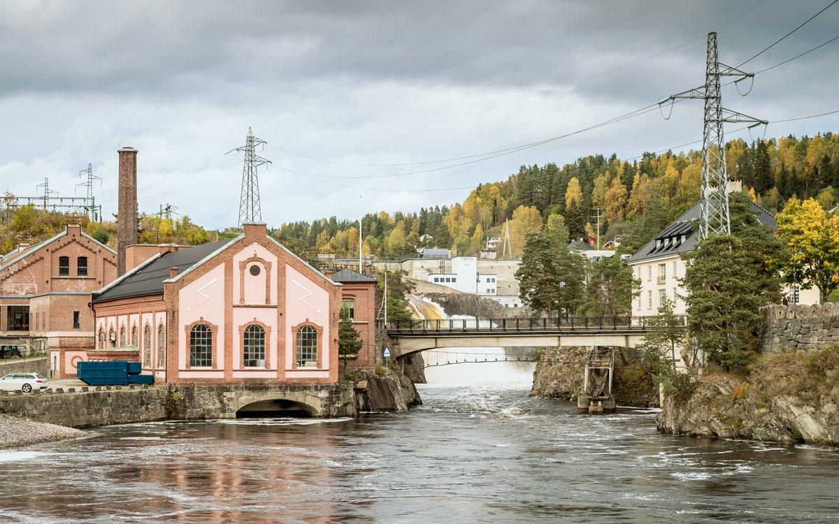 Rjukan Notodden. Photo: Jan Erik Arud, the Directorate for Cultural Heritage