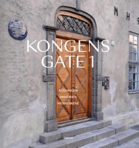 Bilde av boka Kongens gate 1
