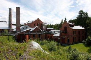 Klevfoss papir- og cellulosefabrikk